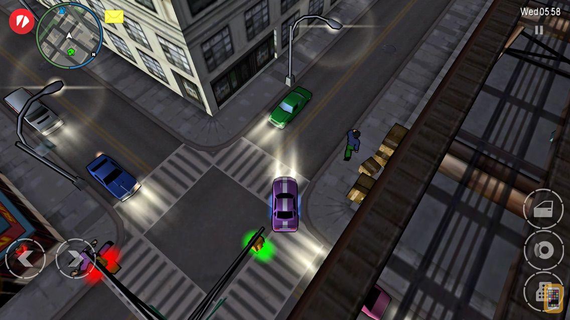 Screenshot - Grand Theft Auto: Chinatown Wars