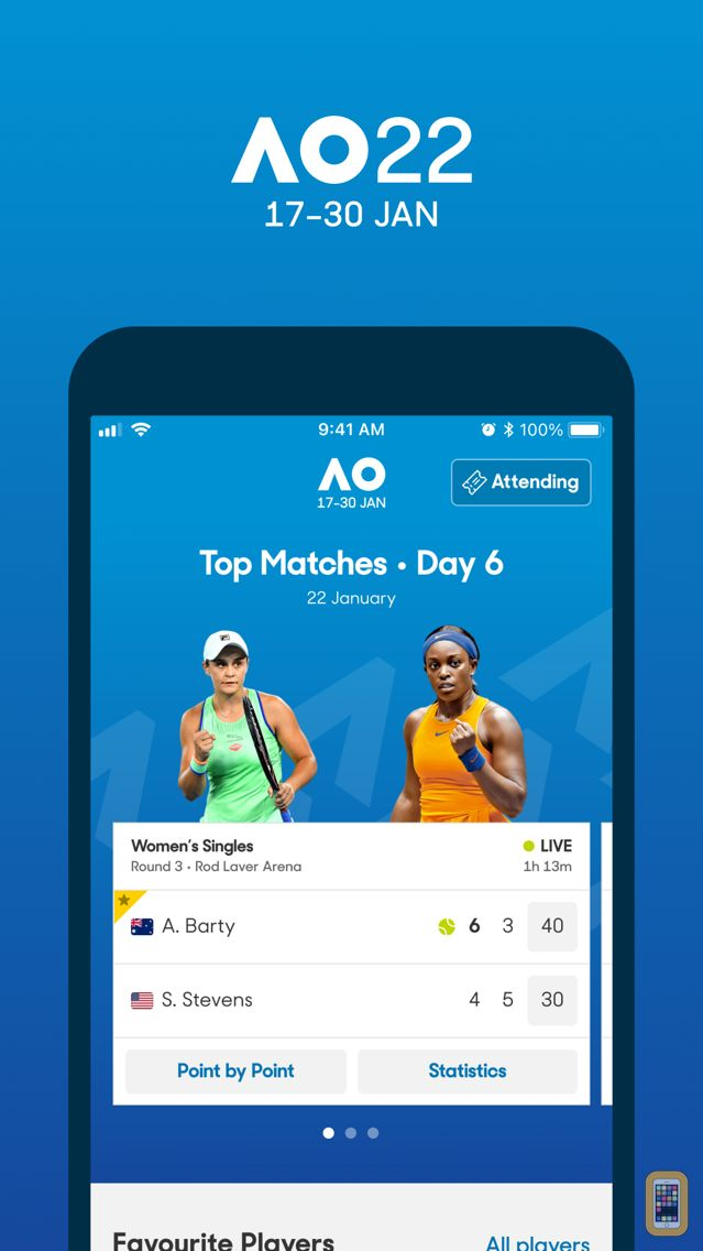 Screenshot - Australian Open Tennis Championships 2017