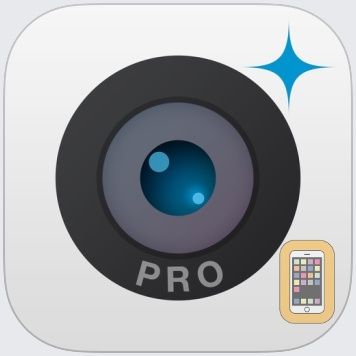 Camera Plus Pro by Global Delight Technologies Pvt. Ltd (iPhone)