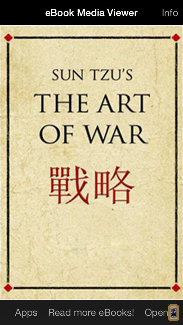 Screenshot - eBook: The Art of War
