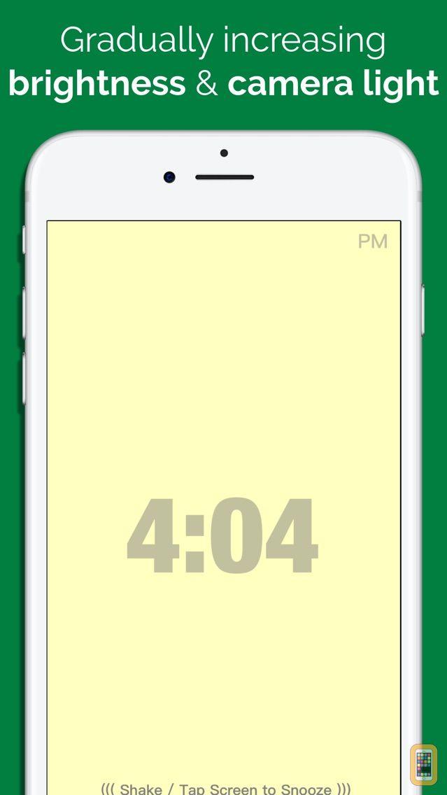 Screenshot - Light Alarm