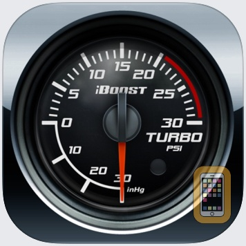 iBoost: Turbo Your Car! by Bonobo (iPhone)