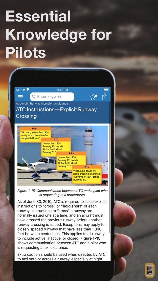 Screenshot - Pilot Handbook