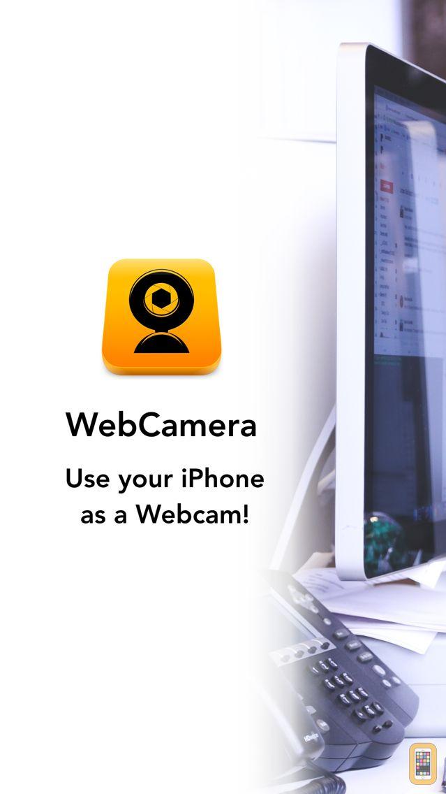 Screenshot - WebCamera