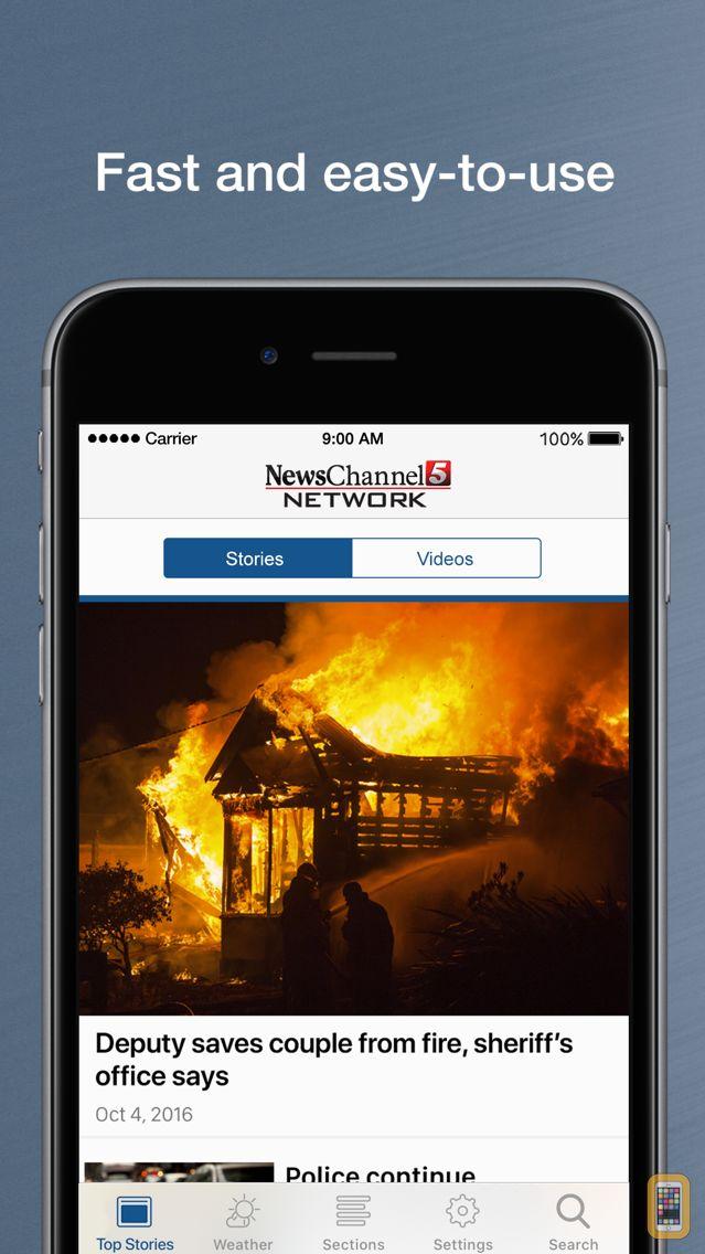 Screenshot - NewsChannel 5 Nashville