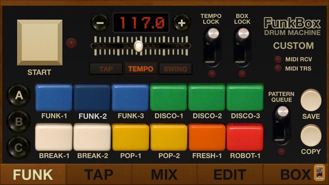 Screenshot - FunkBox Drum Machine