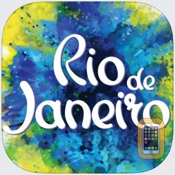 Rio de Janeiro Travel Guide by Gonzalo Martin (Universal)