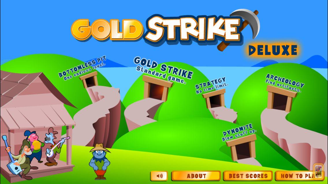 Screenshot - Gold Strike Deluxe
