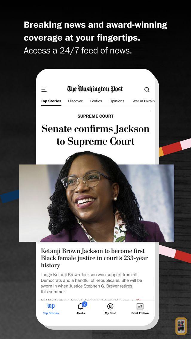 Screenshot - Washington Post