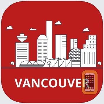 Vancouver Travel Guide & Offline City Map by eTips LTD (Universal)