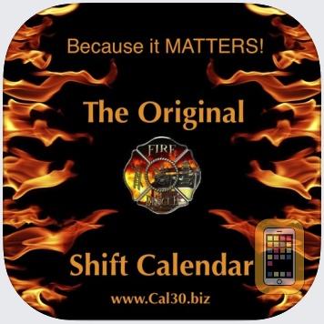 Shift Calendar by Gil Estes (iPhone)