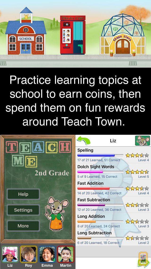 Screenshot - TeachMe: 2nd Grade