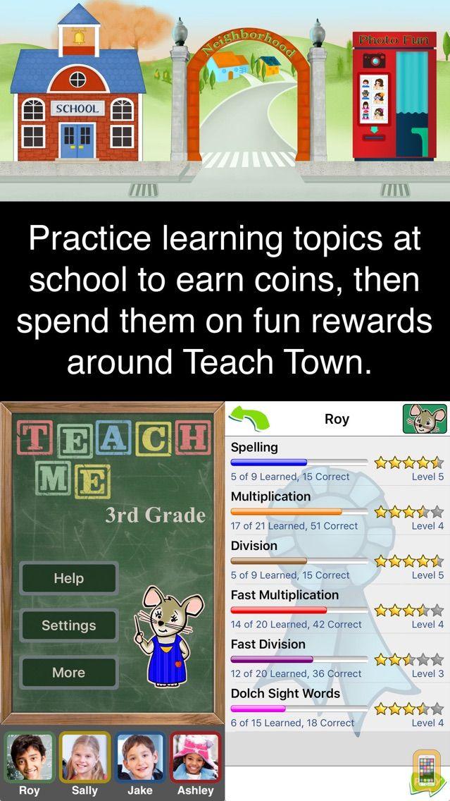 Screenshot - TeachMe: 3rd Grade