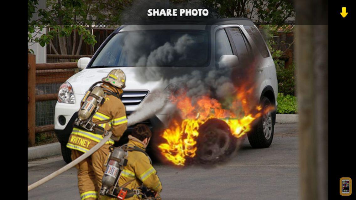 Screenshot - Dude, your car!
