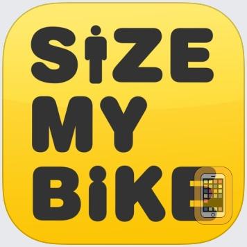 SizeMyBike by La Pomme Chez Vous (iPhone)