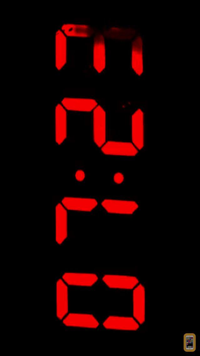 Screenshot - Analog Digital Clock