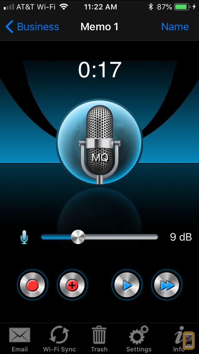 Screenshot - PureAudio Live Recorder