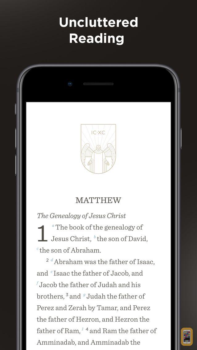 Screenshot - ESV Bible