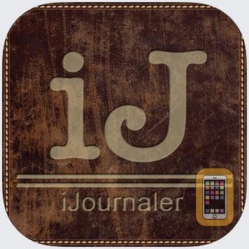 iJournaler - Diary & Journal by Bubblesort Laboratories LLC (iPad)