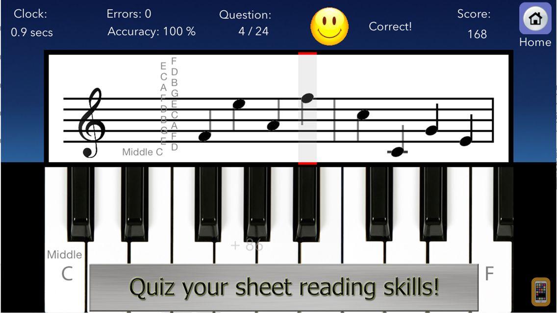 Screenshot - Piano Tutor for iPad