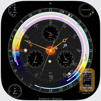 Emerald Observatory for iPad by Emerald Sequoia LLC (iPad)
