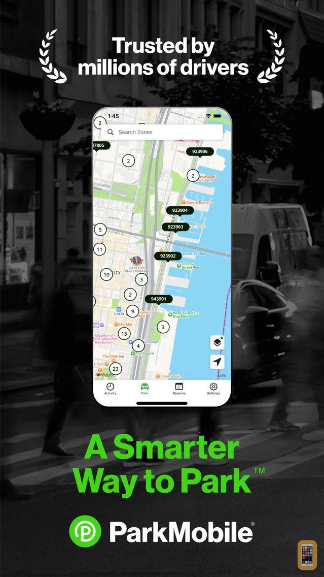 Screenshot - ParkMobile - Find Parking