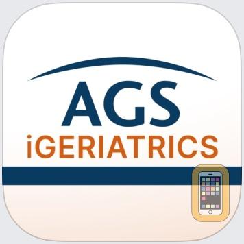 iGeriatrics by American Geriatrics Society (Universal)