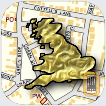 UK Map by Mappendix Limited (Universal)