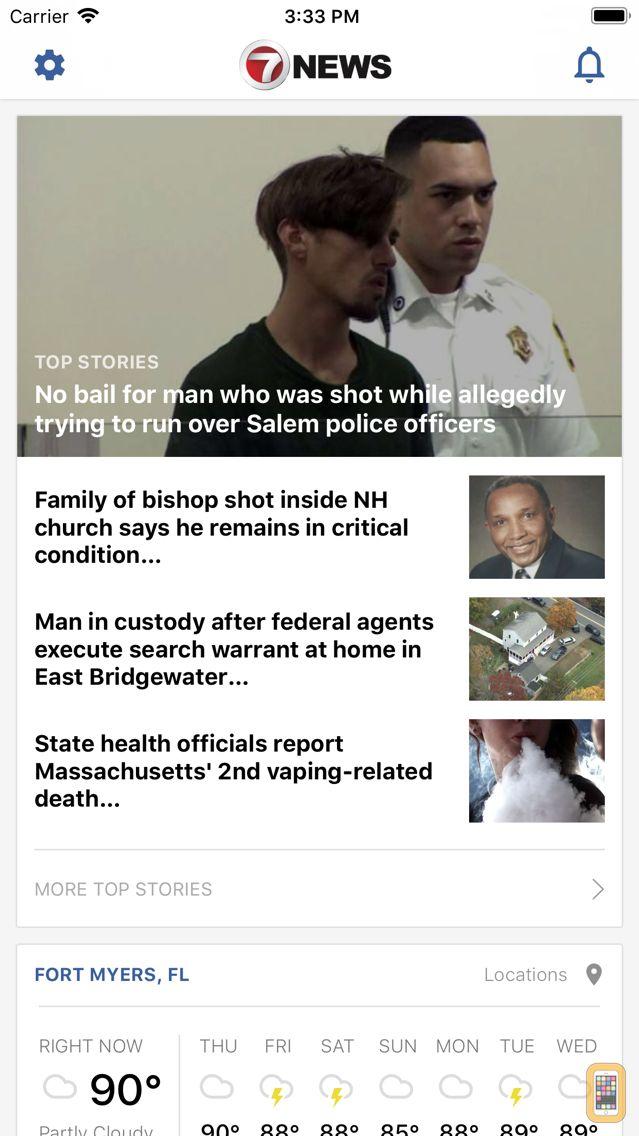 Screenshot - 7 News HD - Boston News Source