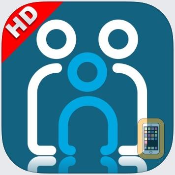 Family Tracker for iPad by LogSat Software LLC (Universal)