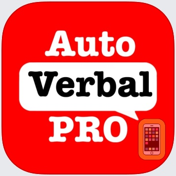 AutoVERBAL PRO Text-To-Speech by No Tie, LLC (Universal)