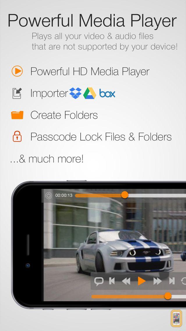 Screenshot - WMV HD Player Pro - Importer