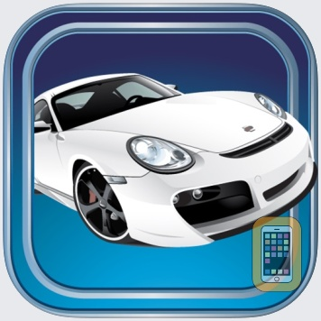 Car Wallpapers & Backgrounds for iPad by Fexy Apps (iPad)
