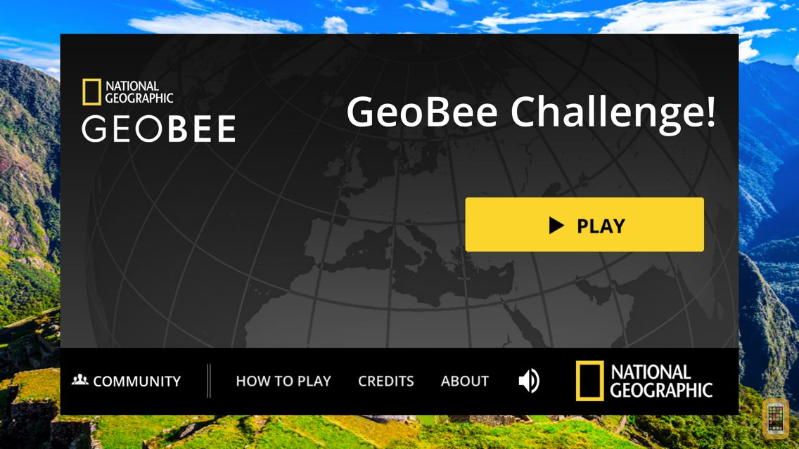 Screenshot - GeoBee Challenge HD by National Geographic