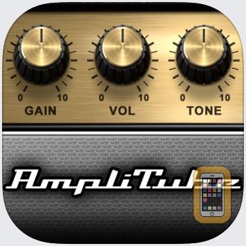 AmpliTube for iPad by IK Multimedia (iPad)