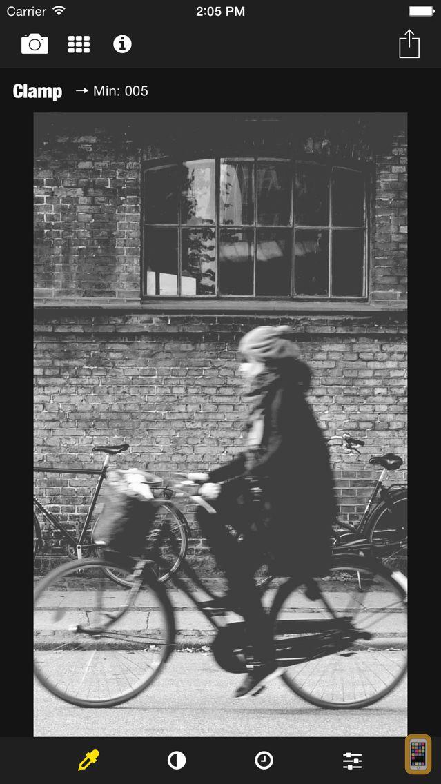 Screenshot - Monochromia - Black & White Photography