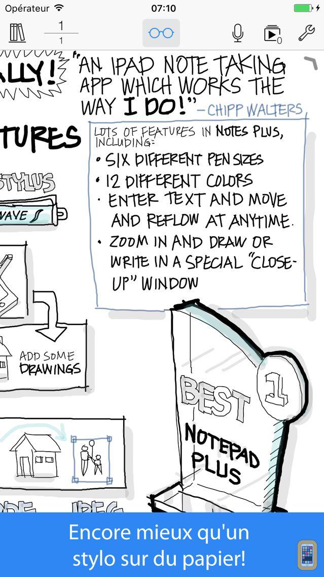 Screenshot - Notes Plus