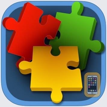 Jigsaw Box Puzzles by Sparkle Apps (iPad)