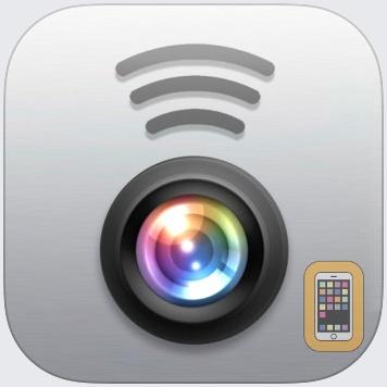 WiFi Camera - Remote iPhones by Daniel Amitay (Universal)