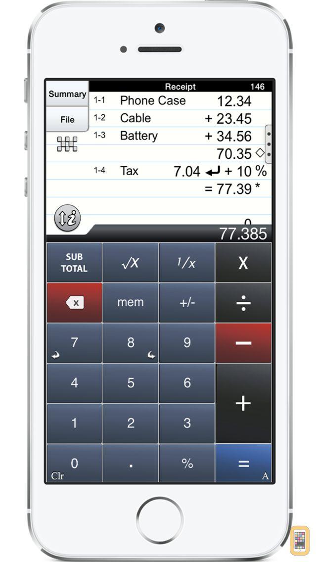 Screenshot - Accountant Calculator