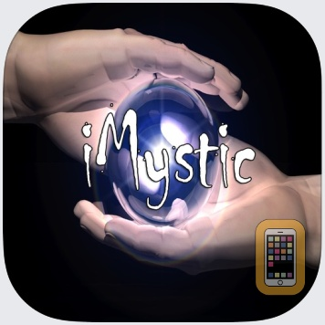 iMystic Fortune Teller Lite - Mystical Portable Fortunes by Fragranze Apps Limited (iPad)