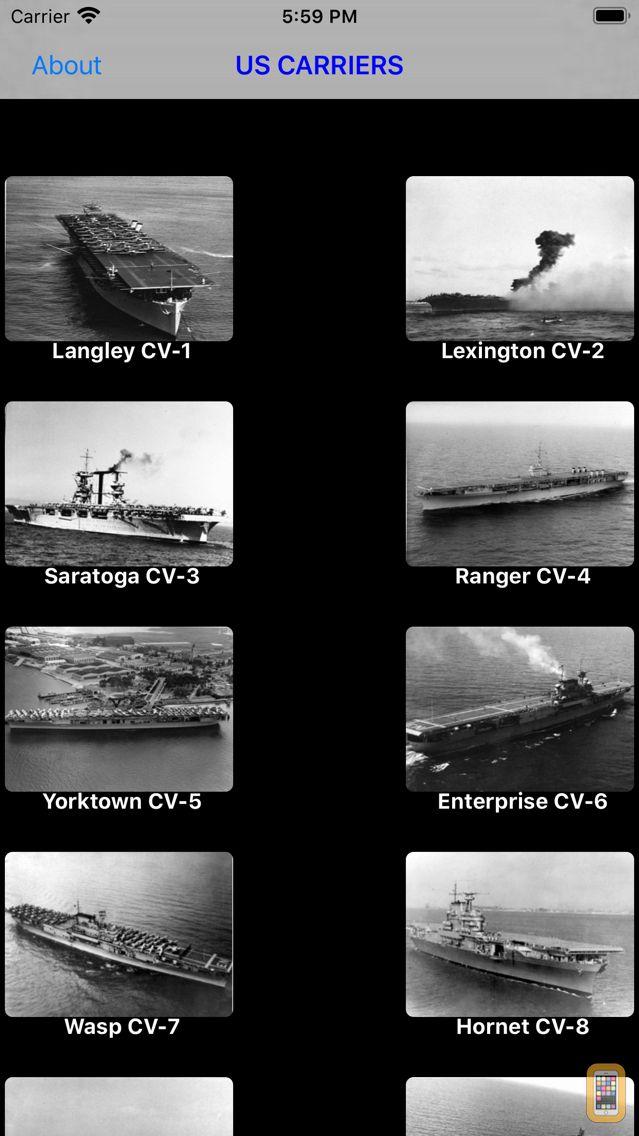 Screenshot - US Navy Aircraft Carriers