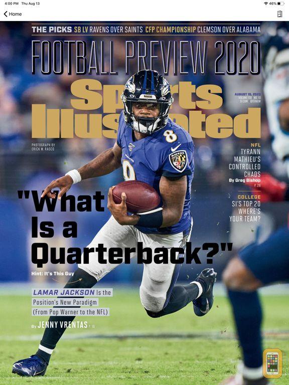 Screenshot - Sports Illustrated Magazine