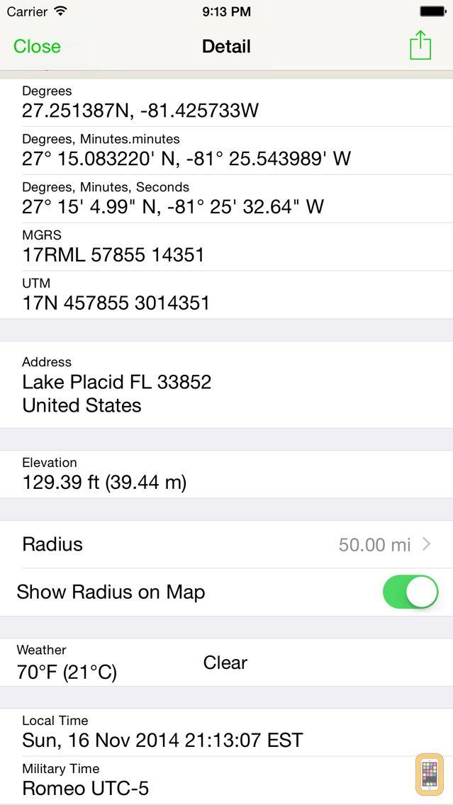 Screenshot - Tactical Navigator