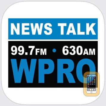 News Talk 630 WPRO & 99.7 FM by Cumulus Media (Universal)