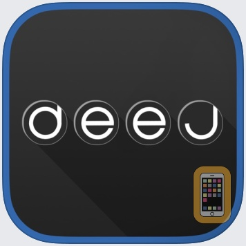 deej - DJ turntable. Mix, record, share your music by InQBarna (Universal)