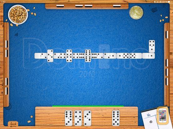 Screenshot - Domino for iPad