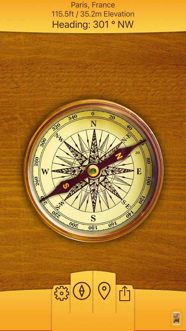 Screenshot - Compass ⊘