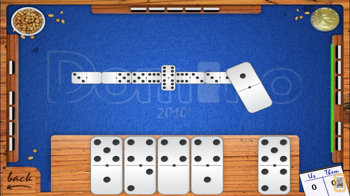 Screenshot - Domino for iPhone