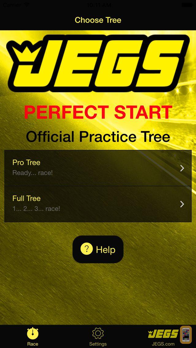 Screenshot - JEGS Perfect Start